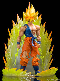 s h figuarts super warrior awakening goku the toyark news