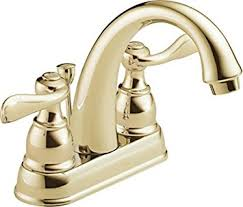 Amazon Bathroom Faucets by Delta Windemere B2596lf Pb Two Handle Centerset Bathroom Faucet