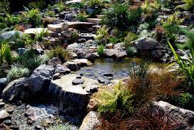Garden Waterfall Ideas Backyard Ponds And Waterfalls Outdoor Furniture Design And Ideas
