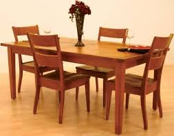 Shaker Dining Room Set Dining Table Maple Room And 6 Chairs Sets Shaker For Set Designs