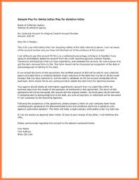 Letter Of Credit Validity letter to credit bureau to remove paid debt