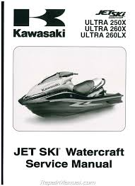 kawasaki personal watercraft manuals repair manuals online