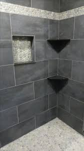 544 best bathroom pebble tile and stone tile ideas images on