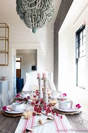 valentine dinner table decorations breakfast room valentines day dinner table decor ideas setting world