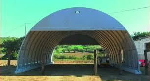 fienili prefabbricati tunnel ad arco tunnel doppio arco agricoli kopritutto