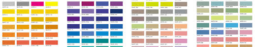 5 pantone colors to avoid on screen printed t shirts