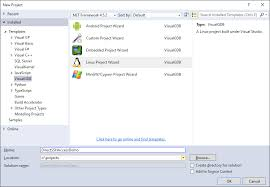 tutorial linux sort configuring visual studio to access linux projects directly via ssh