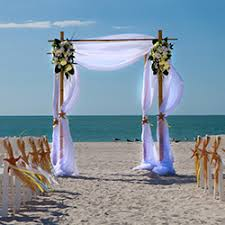 wedding arches to rent florida wedding and event decor rental