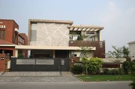 home architect design in pakistan contemporary residence by galleria designs 1 kanal house