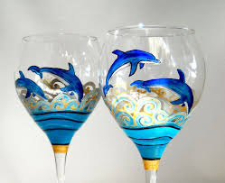 175 best glass painting images on pinterest decorated bottles