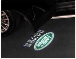 range rover welcome light car light source led door welcome lights ghost shadow logo projector