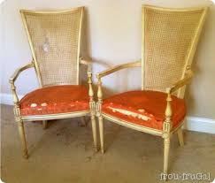 Refinishing Cane Back Chairs Replacing Cane Webbing U2013 Removal And Installation Frou Frugal