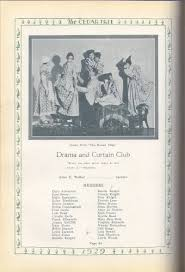 Behind That Curtain 1929 The Cedar Tree 1928 Year Book Of State Home