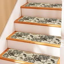 decorative carpet stair tread stair tread rugs decor u2013 founder
