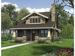 bungalow home designs craftsman bungalow with loft hwbdo76515 bungalow from