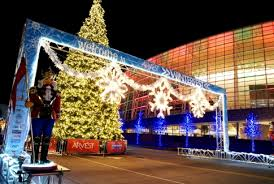 Christmas Lights In Okc Top Holiday Events In Oklahoma Travelok Com Oklahoma U0027s