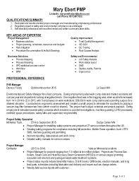 Heavy Equipment Operator Sample Resume by Ehs Resume Resume Cv Cover Letter