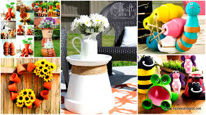 26 beautiful simple and inexpensive garden projects realized with