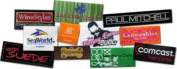 design label woven clothing labels woven custom clothing tags manufacturers clothing