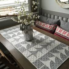 Coffee Table Runners Quilt Inspiration Free Pattern Day Christmas Table Runners