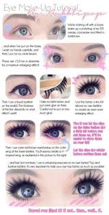 eye make up tutorial great baby doll look see more about make up tutorial baby dolls and eye makeup