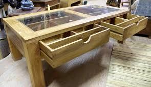 table basse touret bois table basse en bois restaurer u2013 ezooq com