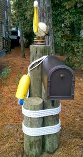 themed mailbox 22 awesome unique coastal nautical mailboxes mailbox