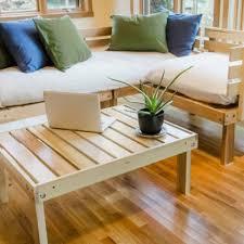 organic platform couch carolina morning designs