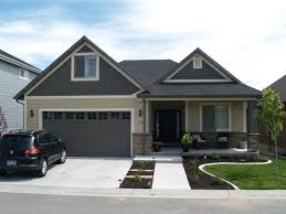 Stone House Designs And Floor Plans Impressive Stone And Aluminum House Design Come With Brown Modern