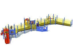 wheelchair accessible playground equipmentuniversal design style