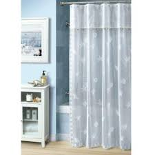 seashell shower curtain bathroom setmedium image for i love this