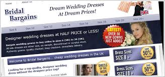 Bargain Wedding Dresses Uk Special Offers On Wedding Dresses And Bridal Accessories