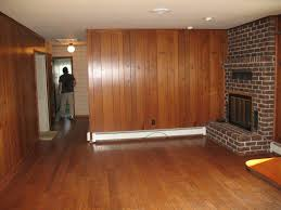 wood wall paneling home design by fuller