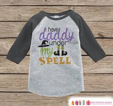 my 1st halloween baby clothes girls witch halloween daddy is under my spell halloween
