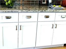 cabinet door knob placement cabinet hardware placement shaker cabinet hardware placement kitchen