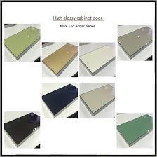 High Gloss Or Semi Gloss For Kitchen Cabinets Malaysia Modern Design Cabinet Furniture Semi Gloss Petg Ready