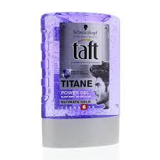 taft titane power gel tottle 300ml jpg