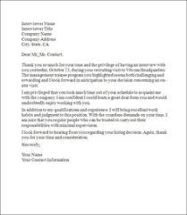 after a great job interview write a killer thank you note speak