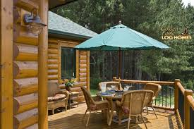 golden eagle log and timber homes log home cabin pictures