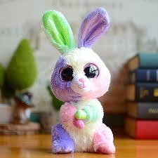 big eyes beanie boos kids ty stuffed plush toys colorful muslin