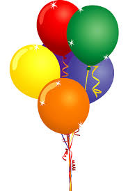 free balloons birthday balloons 0 images about balloon clip on clipartix