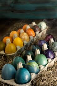 naturally dyed easter eggs viktoria u0027s table
