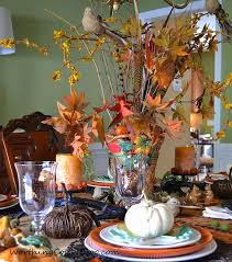 stunning thanksgiving tablescapes from craftaholics anonymous