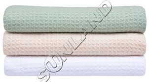 Waffle Weave Kitchen Towels by Compare Prices On Waffle Weave Fabric Online Shopping Buy Low