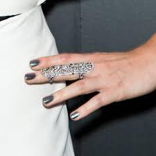 grey nail polish is on trend right now popsugar beauty australia