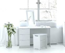 makeup vanity table without mirror white makeup vanity set redencabo me