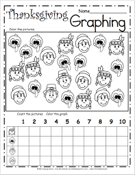 thanksgiving graphing worksheets phoenixpayday