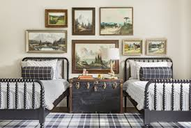 Horse Decorations For Home Western Themed Bedroom Ideas Pony Paisley Bedding Etsy Rods