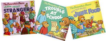 berenstein bears books the berenstain bears live in family matters the musical meet