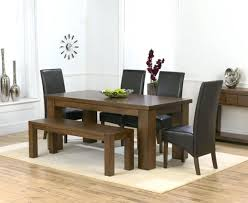 Dining Room Sets With Bench Seating by Dining Table Bench Dining Table Set Melbourne Corner Bench